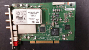 WinTV HVR 1600 TV adapter card
