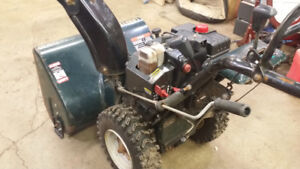 11HP 30 inch great working snowblower Only $200!!!