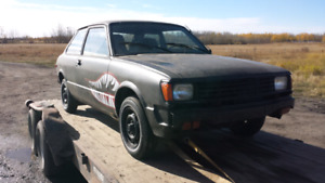 1982 tercel!! New clutch! Ready to drive!!!