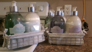 Luxury clear your mind hand wash and lotion