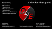 Electrical Services - Dynamic Electric LTD.