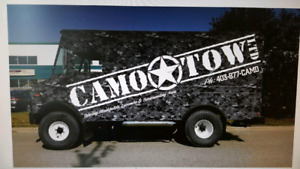 NEED A TOW? CLUNKER HAULED AWAY? RV MOVED? LONG DISTANCE?