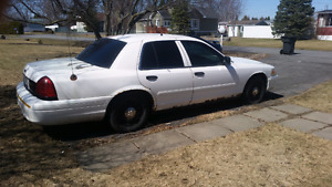 Ford Crown Victoria 2005 ex-police