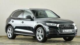 image for 2017 Audi Q5 2.0 TDI Quattro S Line 5dr S Tronic Auto SUV diesel Automatic