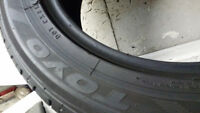 205 55 16 TOYO EXTENSA 80% TREAD  (1) PAIR