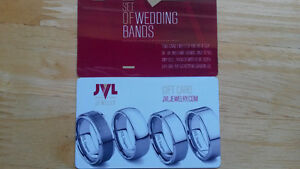 gift certificate for wedding bands Kitchener / Waterloo Kitchener Area image 1
