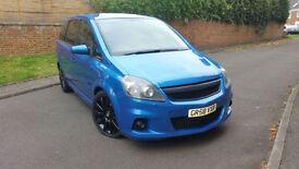 2009 09 Vauxhall/Opel Zafira 2.0i 16v Turbo VXR +++FULL COMPREHENSIVE HISTORY+++