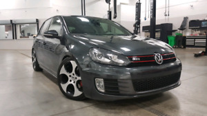 VOLKSWAGEN GTI 2010 MK6 FULLY LOADED *NAVIGATION* MINT CONDITION