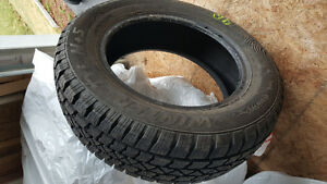 4 car R15s winter tires for sale in good condition.