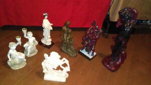 A Collection SANTINI/AUST Prod.STATUES/SCULPTURE/Marble \ ALABAS