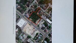 FOR SALE or LEASE  - 115 BENTON STREET, KITCHENER