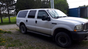 Ford Excursion2003