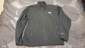 North Face Softshell jacket XL
