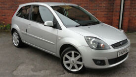 2008 Ford Fiesta 1.25 Zetec Blue AIR CON+ELECTRIC WINDOWS 38000 MILES ONLY!!!