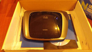 Ultra N Wireless Router CISCO