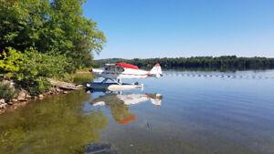 Piper PA-12 150hp Floatplane Aircraft