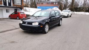 Volkswagen Golf 2007 deal!!