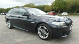 image for 2012 BMW 5 Series 2.0 520I M SPORT TOURING 5d 181 BHP Estate Petrol Manual