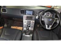 2011 VOLVO V60 D3 [163] SE Sat Nav Full Leather Sunroof Camera Bluetooth Audio