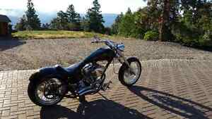 Trade On or Up for VAMPIRE CHOPPER 127ci  Ultima 6sp Rigid