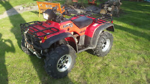 For Sale! Good Condition 2003 Honda Foreman - Well Equipped