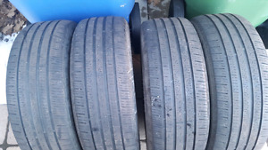 Set of 205 55 16 Pirelli Cinturato P7
