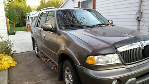 2001 Lincoln Navigator SUV, Crossover West Island Greater Montréal image 3