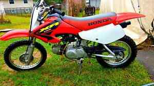 2003 xr70 with full mx suit!