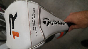 Taylor Made R1 Driver (left handed) - *used twice* Peterborough Peterborough Area image 4