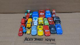 Disney Pixar Cars Models Bundle