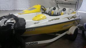 2006 Sea Doo Sportster 155HP