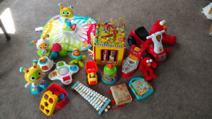 Assorted Toys Available