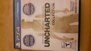 Ps4 uncharted collection