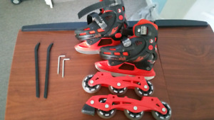 Patins / Rollerblades  (convertible)