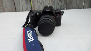 Canon Eos RebelX 35mm Camera $60. Takes film. Not a digital. Prince George British Columbia image 4