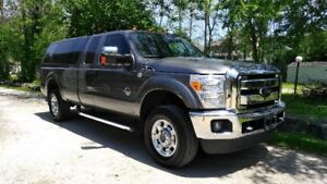2012 Ford Super Duty 250 6.7L Turbo Diesel