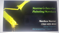 Lissenced painter for hire