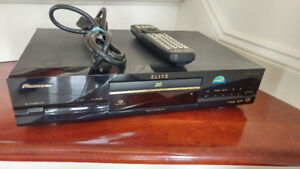 lecteur dvd cd player pioneer elite