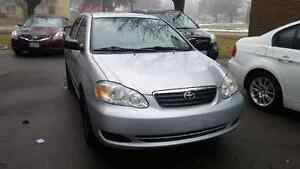 2006 Toyota Corolla CE / E-tested $5200