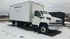 Chevrolet C4500 Cube Van, Selling Certified