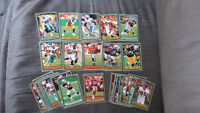 NFL 1999 Topps cards(27) Saint John New Brunswick Preview