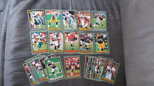 NFL 1999 Topps cards(27)