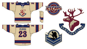 Looking for St. John's IceCaps Regiment Jersey!