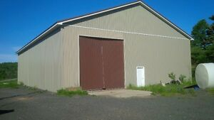 Large Steel Storage Building for your RV/Boat