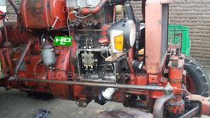 Ölfilterumbausatz Traktor Güldner ADA AF15 AF20  mit Güldner Motor 2DA 2D15