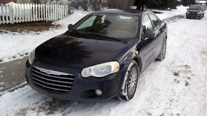 2004 Chrysler Sebring $1350 Or Best Offer.