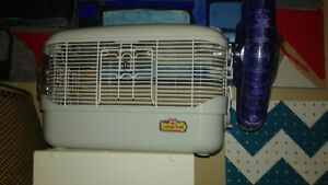 MICE CAGE KAYTEE WITH WHEEL $30. Peterborough Peterborough Area image 1