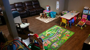 HOME DAYCARE – (401 At Townline In Hespeler) Cambridge Kitchener Area image 1