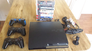 Adult owned ps3 and games