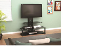 "Reduced -Aviton Flat Panel TV Stand for 55"" TV by Z-Line Designs"